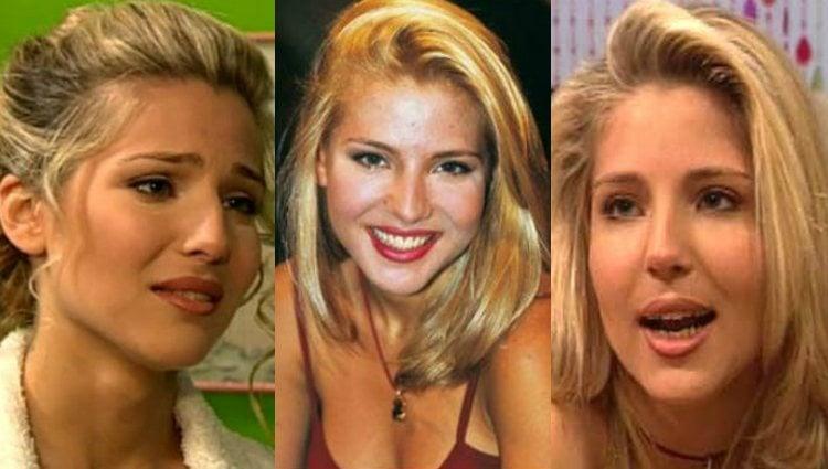 Elsa Pataky en sus inicios televisivos en 'Al salir de clase'  telecinco.es