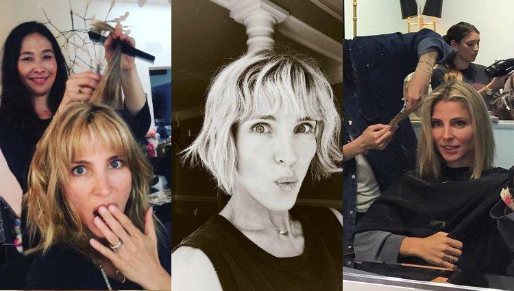 Elsa Pataky ha innovado mucho con su pelo en los últimos tiempos   Instagram