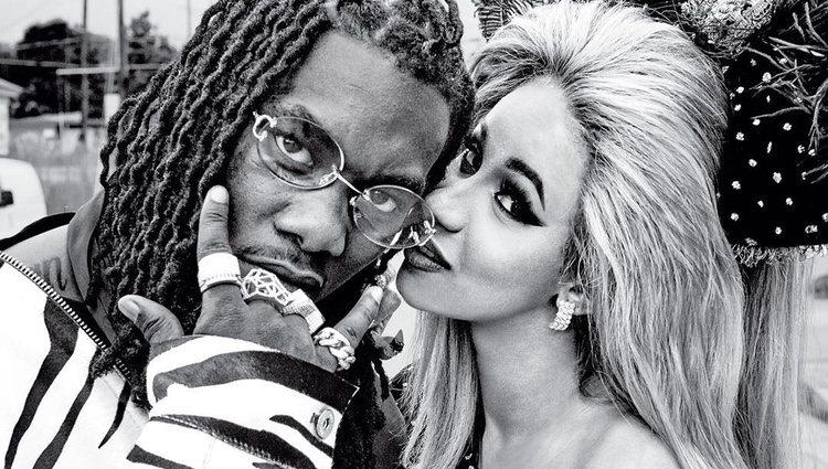 Cardi B y Offset en la revista 'Rolling Stone' / Fuente: Instagram