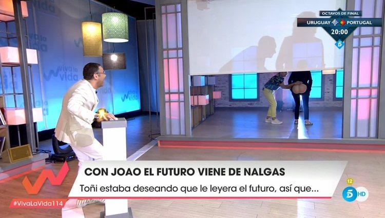 Las predicciones del vidente no eran del todo creíbles / Telecinco.es