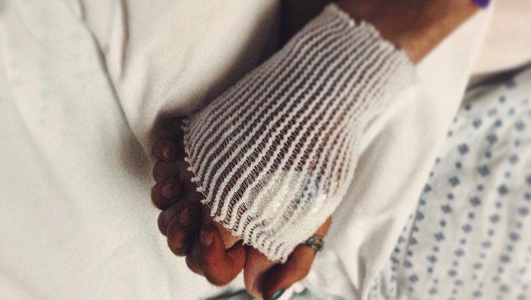 Paris Jackson acompañó a su abuelo en sus últimos días / Fuente:Instagram