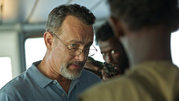 Tom Hanks en 'Capitán Phillips'