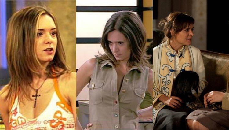 Eva Santolaria en '7 vidas', 'En buena compañía' y 'Los misterios de Laura'