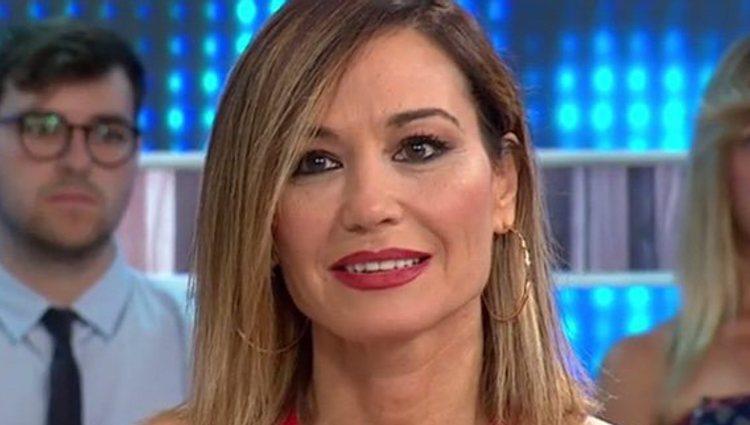 Juncal Rivero aprovechó su paso por el programa para aclarar lo ocurrido / Antena 3