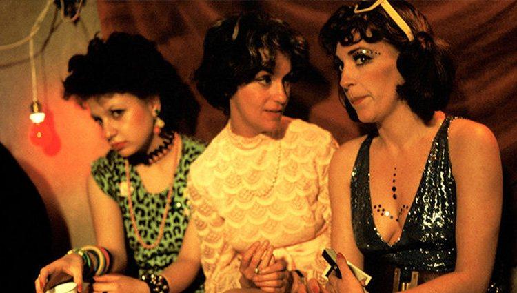 Alaska, Eva Siva y Carmen Maura en 'Pepi, Luci, Bom y otras chicas del montón'