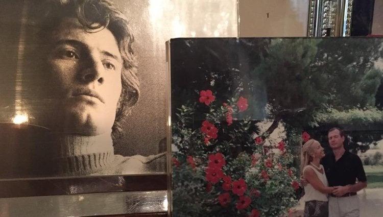 Carmen Lomana recuerda a Guillermo Capdevila / Instagram