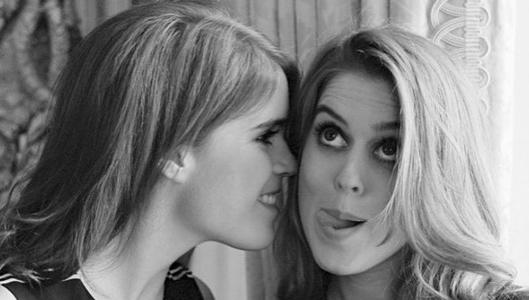 Beatriz de York y su hermana han crecido muy unidas y se han convertido en íntimas amigas