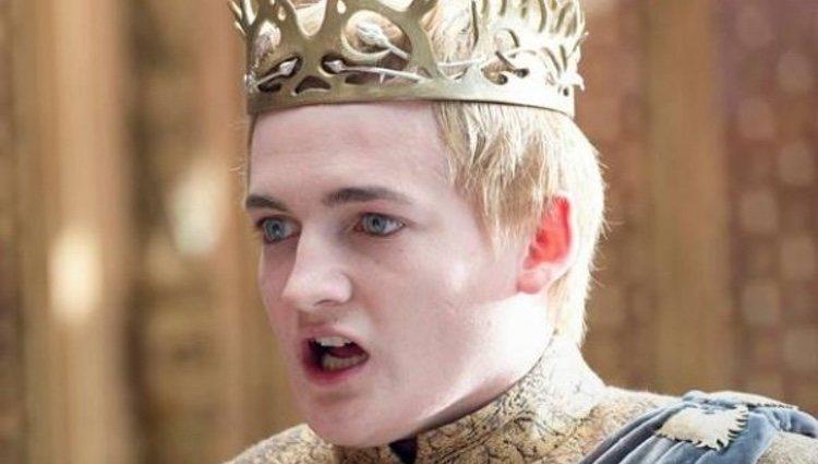 Joffrey Baratheon en 'Juego de Tronos'