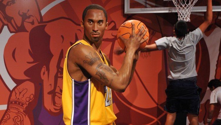 La mirada asesina de Kobe Bryant, por la que le apodan Black Mamba
