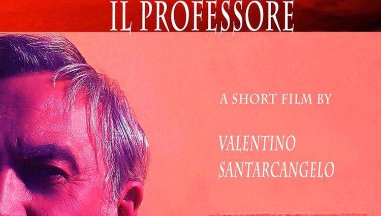 Cartel del cortometraje de Enrique del Pozo / Twitter