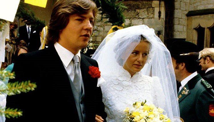 Boda del Príncipe Ernesto de Hannover con Chantal Hochuli