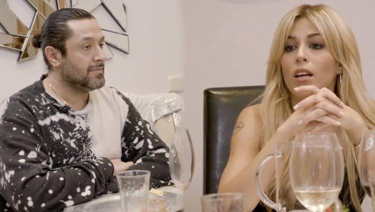 Oriana y Rafael Amargo discutiendo / Foto: cuatro.es