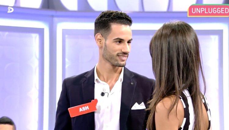 Asraf Beno en 'MyHyV' / Foto: Telecinco.es
