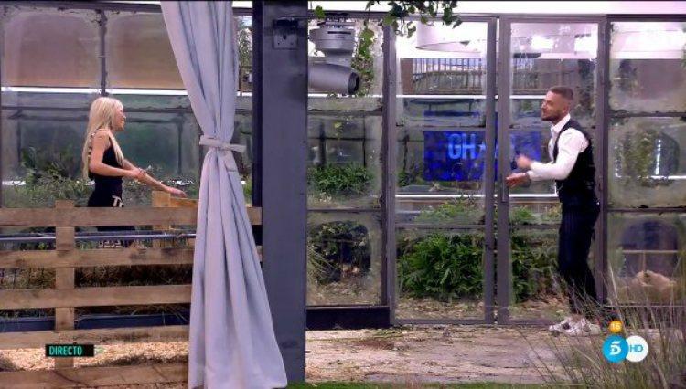 Oriana se reencuentra con su ex Tony Spina, nuevo concursante confirmado | telecinco.es