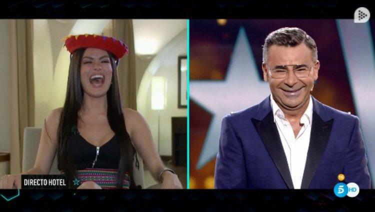 Jorge Javier Vázquez confirma la participación de Miriam Saavedra en 'GH VIP 6' | telecinco.es