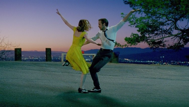 Fotograma de la película 'La La Land'