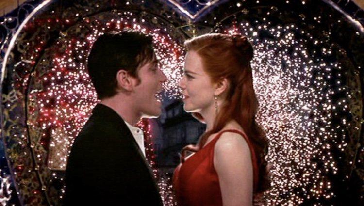 Fotograma de la película 'Moulin Rouge'