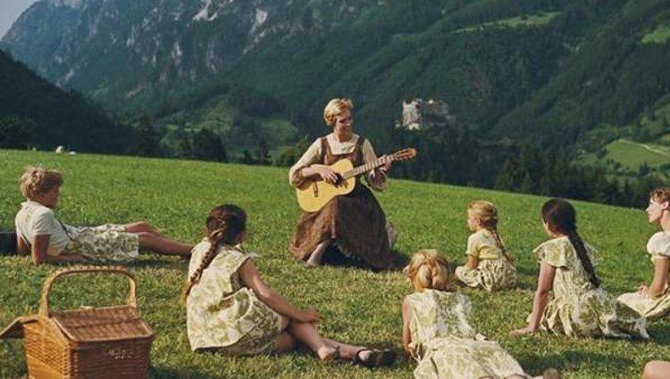 Fotograma de la película 'Sonrisas y lágrimas'