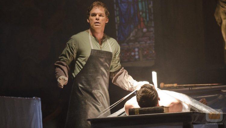 Fotograma de la serie 'Dexter'