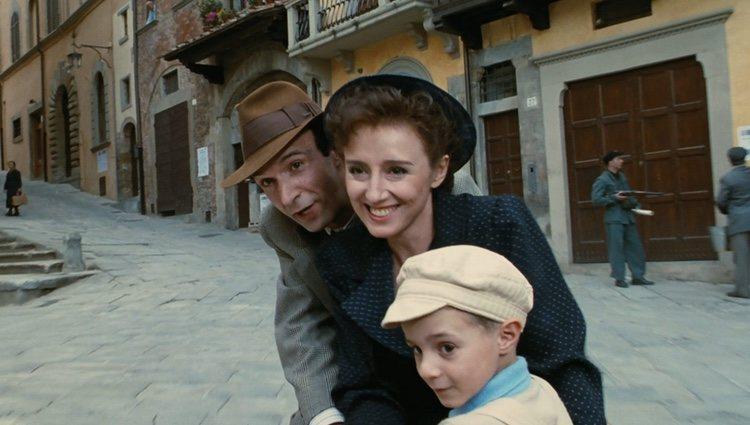 Fotograma de la película 'La vida es bella'