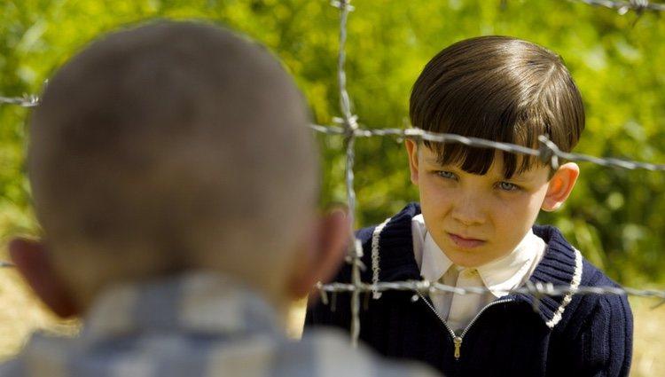 Fotograma de la película 'El niño con el pijama de rayas'