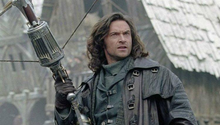 Hugh Jackman se mete en la piel del cazador de vampiros Van Helsing en la película homónima
