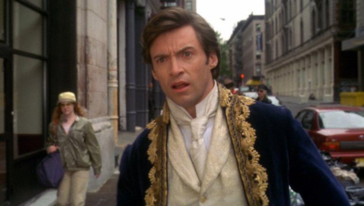 Hugh Jackman da vida al protagonista de la comedia 'Kate & Leopold