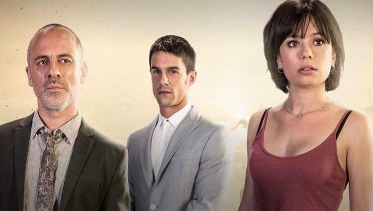 Javier Gutiérrez, Alejo Sauras y Anna Castillo protagonizan 'Estoy vivo'