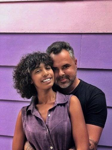 Juan Magán y su mujer Mariah Elisa Peralta | Foto: Instagram Mariah Elisa Peralta
