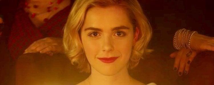 'Las escalofriantes aventuras de Sabrina', en Netflix