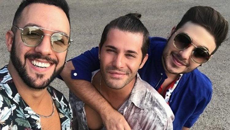 Tony Mateo con su grupo 'Lérica' | Foto: Instagram Lérica