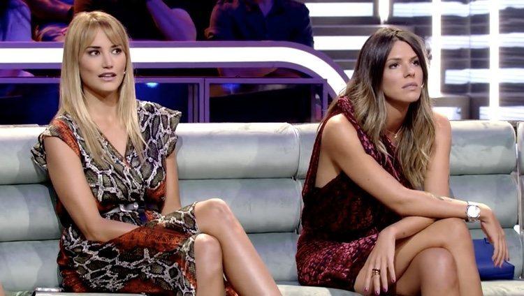 Alba Carrillo y Laura Matamoros, enfrentadas en 'GH VIP: Límite 24 Horas'