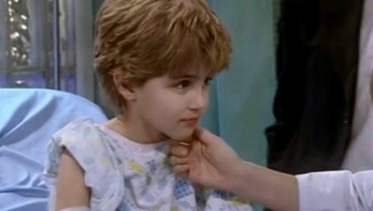 Javier Cidoncha debutó en 'Hospital Central' a los ocho años | telecinco.es