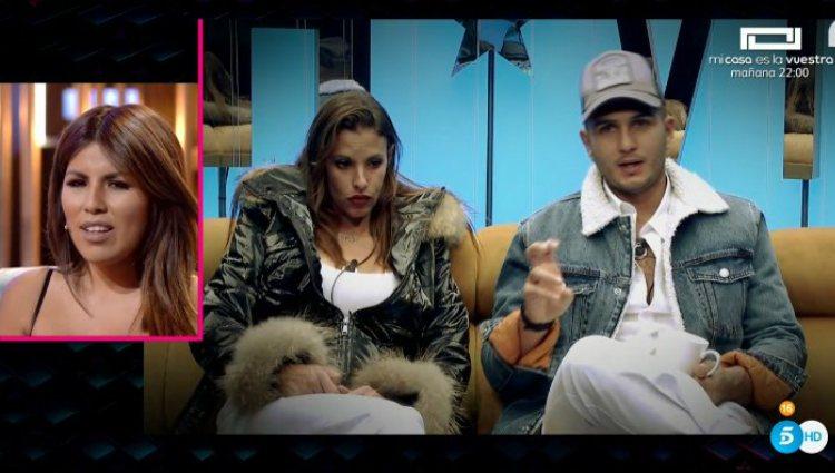 Chabelita se enfrenta a las críticas de Omar tras su alegato a favor de Asraf | telecinco.es