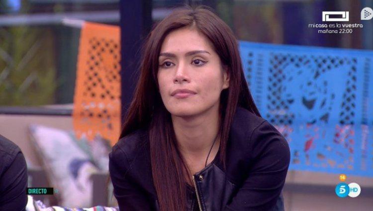 Miriam Saavedra sale nominada con 12 puntos | telecinco.es