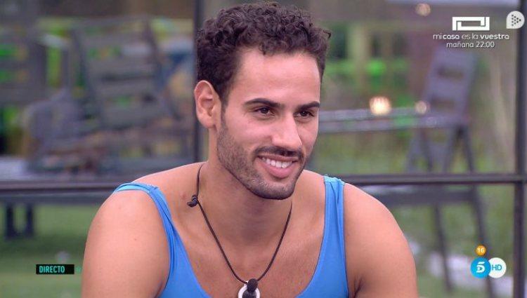Asraf Beno sale nominado con 10 puntos | telecinco.es