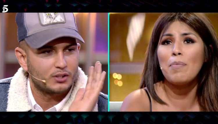 Omar y Chabelita, cara a cara / Telecinco.es