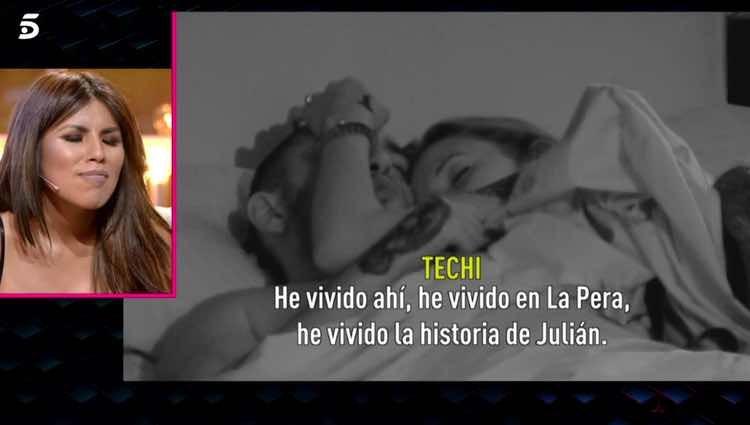 Techi hablando de su época junto a Kiko Rivera / Telecinco.es