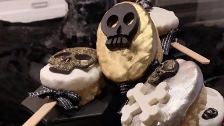 Kylie Jenner celebra Halloween 2018 con la temática de esqueletos / Fuente: @kyliejenner
