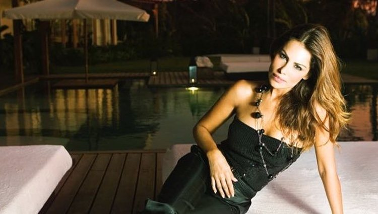 Jacqueline de la Vega en Bali muy feliz / Foto: Instagram