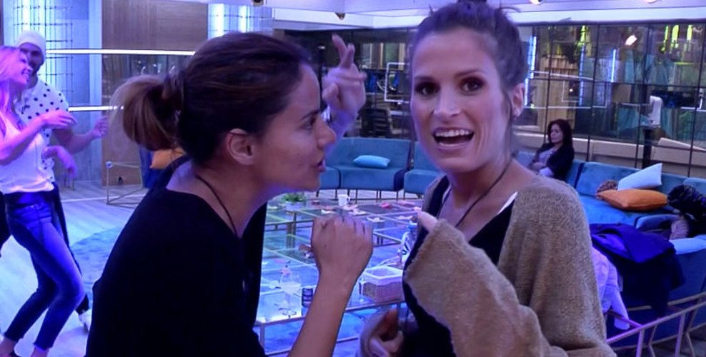 Mónica y Verdeliss bailando en 'GH VIP' / Telecinco.es