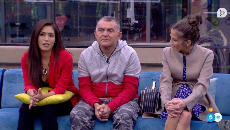 Miriam Saavedra, incapaz de decantarse entre Koala y Verdeliss | telecinco.es