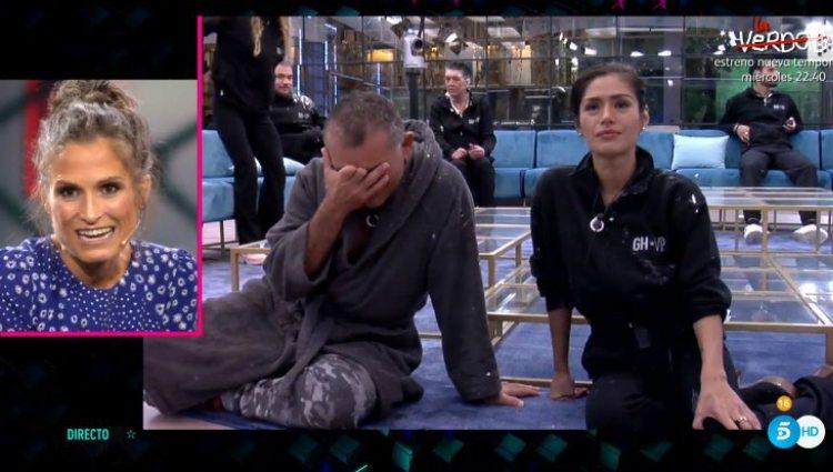 Verdeliss se despide de El Koala y de Miriam Saavedra | telecinco.es