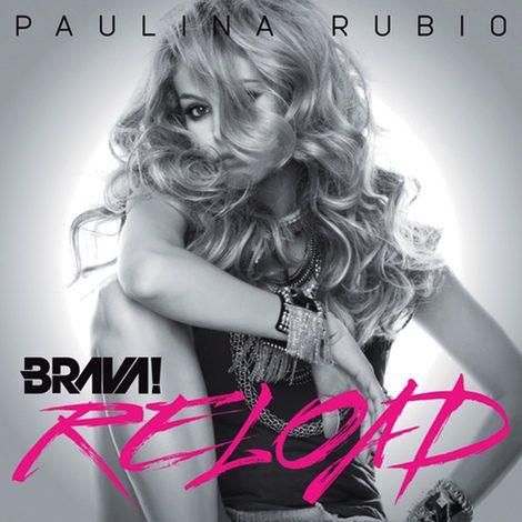 Paulina Rubio lanza 'Brava! Reload', que incluye su éxito 'Boys will be boys'