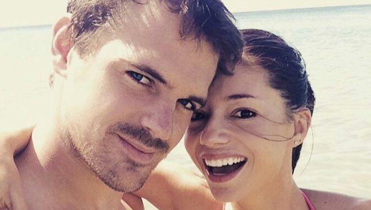 Gonzalo Ramos con su mujer Sofía Escobar / Instagram