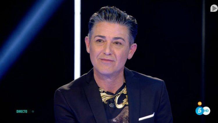 Ángel Garó se justifica tras ver las imágenes de sus conflictos | telecinco.es