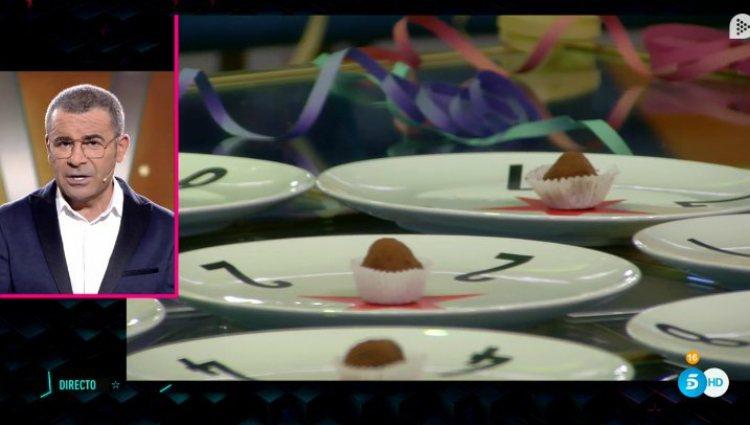 Un bombón dulce entre ocho picantes daría la inmunidad al afortunado | telecinco.es