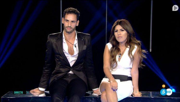Asraf Beno y Chabelita Pantoja vuelven a verse las caras | telecinco.es