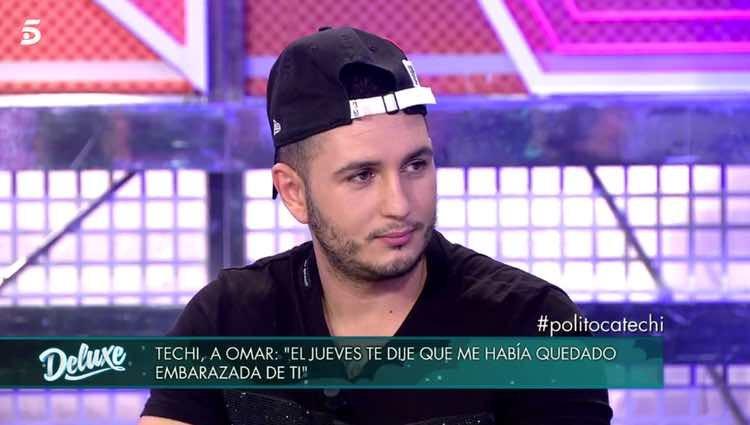 Omar se niega a creer a Techi / Telecinco.es