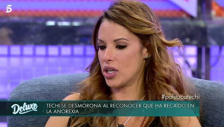 Techi decidió hablar del trastorno que padece / Telecinco.es